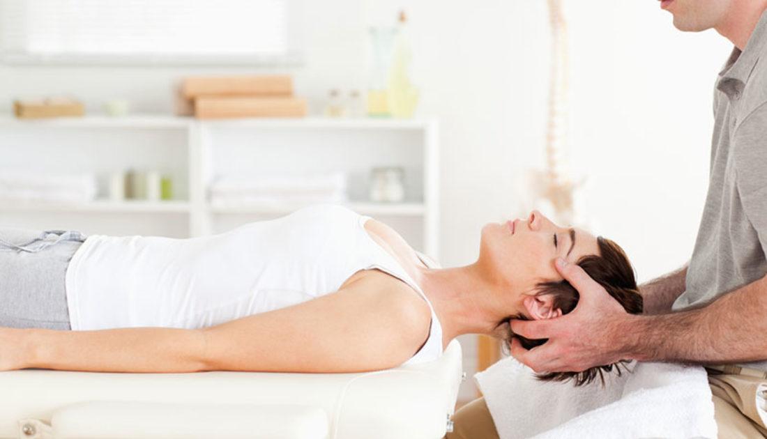 punti e posizioni massaggio